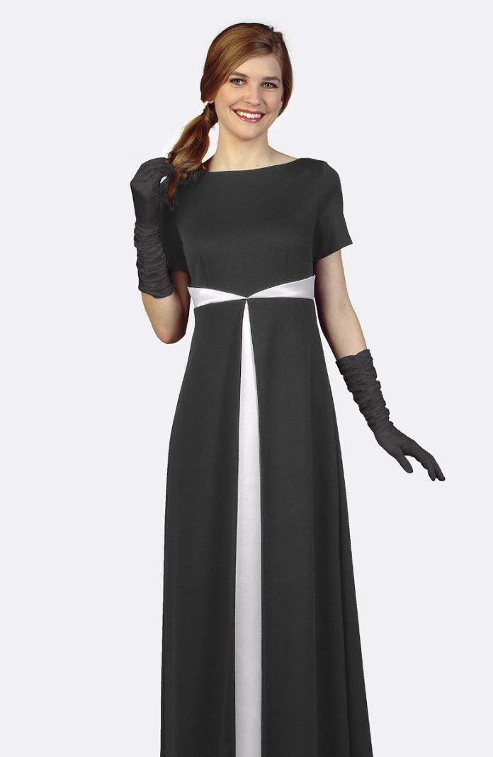 Style 1084 - Shirred Gloves