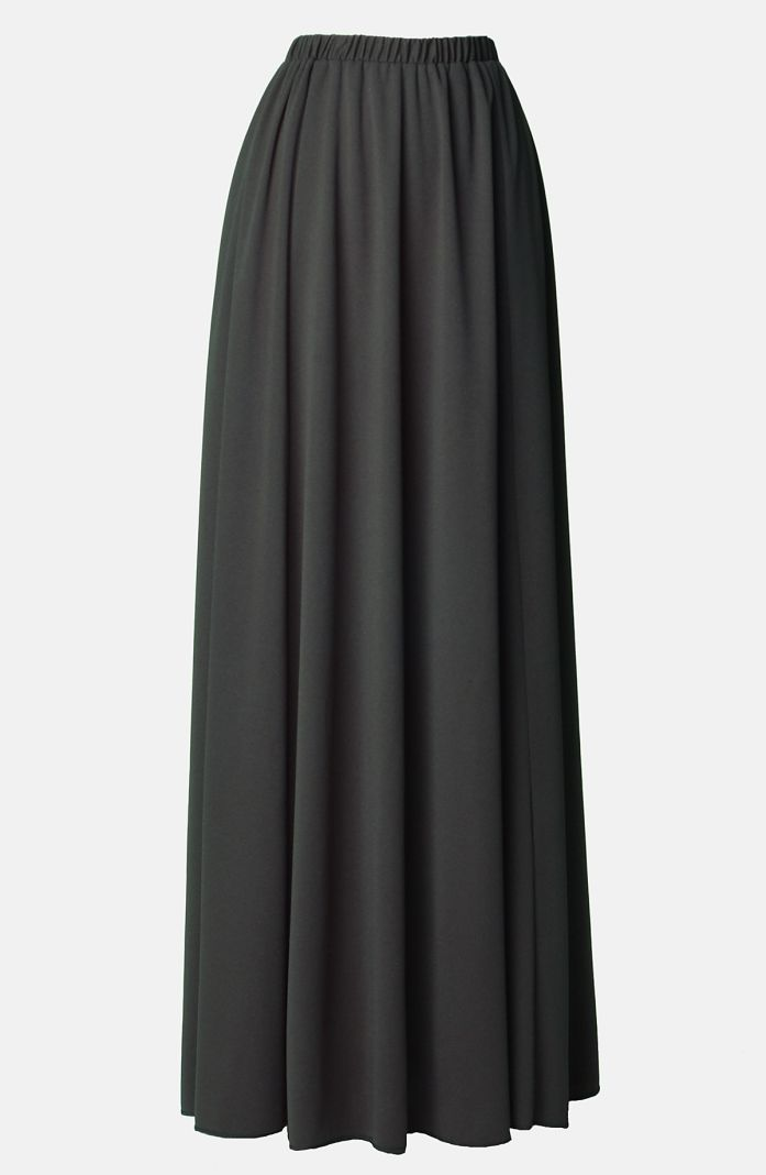 Style 502FAA - Full Skirt Floor Length